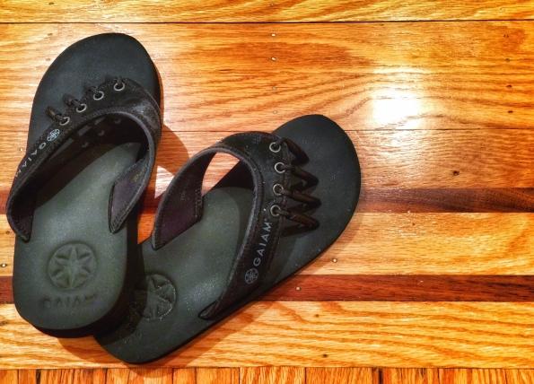Flip-flops!