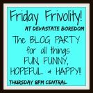 Friday Frivolity button