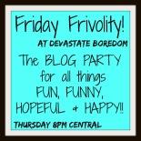 Friday Frivolity button