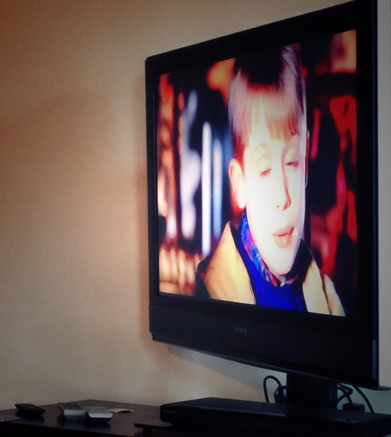 Entertainment: Home Alone, the original